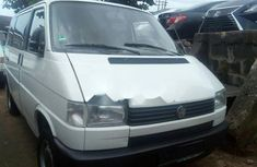 1998 Volkswagen Transporter Petrol Manual