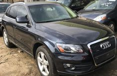 Clean Audi Q5 quattro 2013 Black
