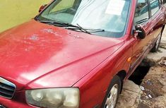 Hyundai Elantra CDI 2002 Red for sale