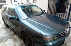 Nissan Primera 2002 Green for sale