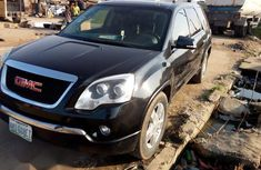 GMC Acadia 2008 Black for sale