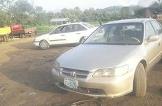 Clean Honda Accord 1999 for sale
