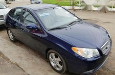 Hyundai Elantra 2008 Blue for sale