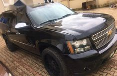 Chevrolet Suburban 2012 Black For Sale