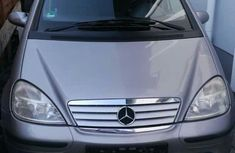 Mercedes Benz A160 2000 Gray for sale