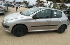 Peugeout 206 2004 Silver for sale