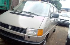 Volkswagen Transporter 1998 Petrol Manual