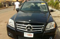 Mercedes-benz GLK350 2010 Black for sale