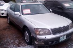 Lexus LS 2000 Silver For Sale