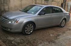 Toyota Avalon 2005 Silver for sale