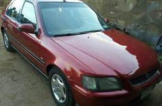 Honda Civic 1994 Red for sale