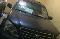 Lexus GX470 2004 Blue for sale