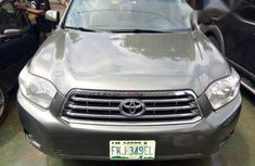 Toyota Highlander 2010 Model for sale
