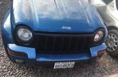 Clean Used Jeep Liberty 2005 Blue For Sale