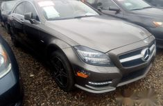 Mercedes Benz CLS550 2012 Brown for sale
