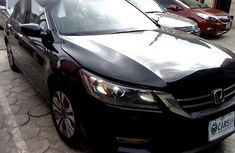 Registered Honda Accord 2013 Black