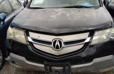 Acura MDX H-AWDS 2007 Black For Sale