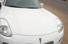New Pontiac Solstice 2008 White