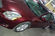 Clean Nissan Maxima 2006 Red