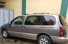 Registered Nissan Quest 2000 Gray for sale
