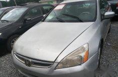 Honda Accord 2006 Silver for sale