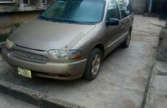Nissan Quest 2003 Gold For Sale