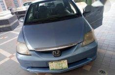 Neat Registered Honda City 2003 Blue for sale