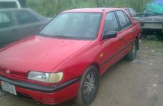 Nissan Sunny 1995 Red For Sale