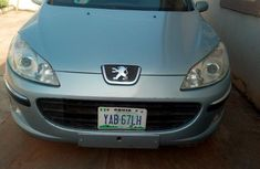 Peugeot 407 2005 Blue For Sale