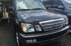 Lexus LX 2006 Petrol Automatic Black