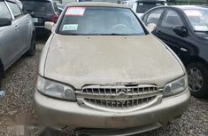 Nissan Altima 2004 Gold for sale