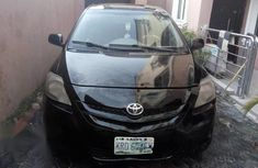 Toyota Yaris 2008 (Black) for sale