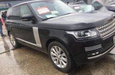Range Rover Evoque 2015 Black for sale