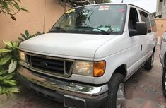Tokunbo Ford E350 2007 White for sale