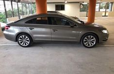 Volkswagen CC 2015 Gray for sale