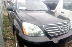 Lexus GX470 2005 Black for sale