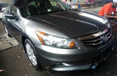Honda Accord 2010 Gray for sale