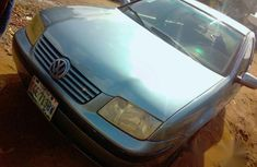 Volkswagen Bora 2001 Blue for sale