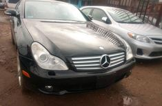 Mercedes-Benz CLS 2006 Petrol Automatic Black
