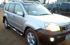 Nissan X-Trail 2007 Silver for sale