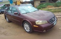 Nissan Maxima 2001 Red for sale