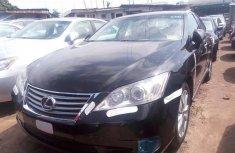 Lexus ES 2011 Automatic Petrol ₦5,800,000