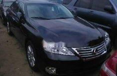 Almost brand new Lexus ES Petrol 2009