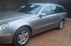 Tokunbo Mercedes Benz E320 2005 for sale