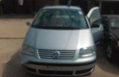 Volkswagen Sharan 2002 Silver for sale