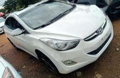 Used Hyundai Elantra 2013 White for sale