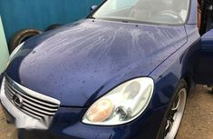 Lexus SC430 Convertible 2005 Blue for sale