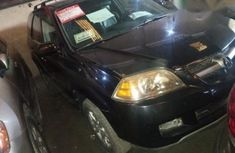 2004 Acura Mdx black for sale