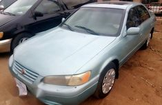 Cheap Toyota Camry 1998 Blue for sale