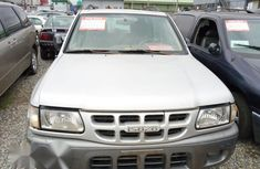 Isuzu Rodeo 4wd V6 2000 Silver for sale